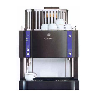 wmf cafemat v wmf kaffe og espresso maskiner produkter primulator. Black Bedroom Furniture Sets. Home Design Ideas